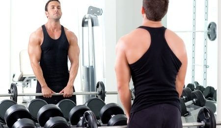 The utilization of weight training to burn fat